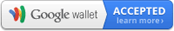 Google Wallet Acceptance Mark