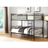 Full Size Metal Bunk Bed