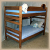 Custom Wooden Bunk Beds