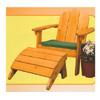 Adirondack Chair & Ottoman 00060 (KK)