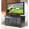 Pinnacle 49 Inch TV Console with 2 Glass Doors 100406_(NX)