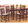 7 Pc Counter Height Dining Set 100408/09 (CO)