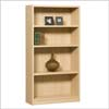 Maple Finish 4 Shelves Bookcase 100504 (NX)