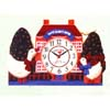 Home Sweet Home Wall Clock 1008 (PJ)