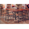5 Pc Counter Height Dining Set 120238/120239 (CO)