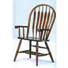 Steam Bent Windsor Arm Chair 1261-09 (WD)