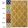 Handmade Luna Marrakesh Trellis Wool Rug 14040178(OFS187)