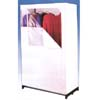36 In. Portable Storage Closet With Wheels 505(NVFS)