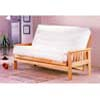 Wood Futon Sofa 2510_ (IEM)
