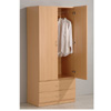 Two Door Wardrobe 4225_(PJFS100)