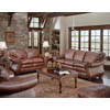 Odessa Leather Furniture Set 27053Set (SF)