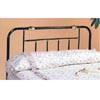 Headboard In Black With Gold Details 279_ (CO)