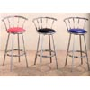 Chrome Plated Swivel Bar Chair  224_ (CO)