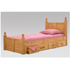 Twin Panel Post Mates Bed 3082 (PC)