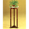 Round White Marble Stand  2280W (A)