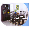 Oval  & Round Gathering/Dinette Table 34007 (IEM)