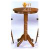 Bar Table In Oak Finish 4095 (CO)