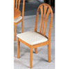 Side Chair In Oak Finish 4153 (CO)