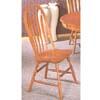 Solid Oak Side Chair 4388AN(CO)