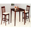 Bar Table In Cappuccino Finish 4555 (CO)
