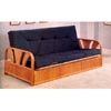 Rattan Futon With Metal Frame 4801 (CO)