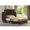 Twin Size Creden-ZzZ Cabinet Bed 503-20-A(FUFS)