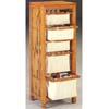 Oak Finish Cabinet 5054 (CO)