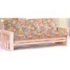 Washed Finish Futon Frame 5190 (WD)