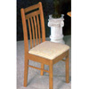 Oak Finish Poly Chair 5251 (CO)