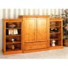 Entertainment Center In Pine Finish 5559/L/R (CO)