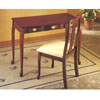 Cherry Finish Writing Desk Set 2515(ABCFS45)