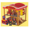 Fire Station Set 63036 (KK)