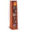 Oak Finish CD Rack 700013 (CO)