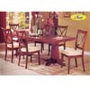 Double Pedestal Dining Table 7210 (A)