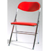 Heavy Duty Folding Chair  ST-001 (CR)