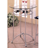 Bar Table With Glass Top 7708/CB36RD (CO)