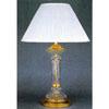 Crystal/Brass Lamp 785 (WD)