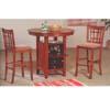Bar Table w/Storage 7940 (A)