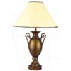 Gold Urn Lamp 796-50 (WD)