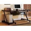 Computer Desk In Black Finish 800351 (CO)