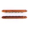 2 Piece 6 Clip Wall Cue Rack 803-6 (TE)
