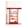 Cue Wall Rack & Ball Shelve 803A (TE)