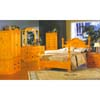 Aspen Rustic Wood Bedroom Set 8100 (ML)