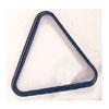 2 1/4ÃÃ Black Plastic Triangle 814_ (TE)