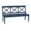 Triple X Back Bench 84005BLK-01-KD-U (LN)