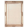 Antique Silver Finish Frame With Bevelled Mirror 8609 (CO)