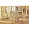7-Piece Coronado Antique White Dinette Set 8664 (A)