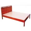 Twin Bed in Light Cherry Finish 8831 (CG)
