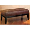 Leather Ottoman 8920 (CO)