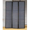 3 Panel Black Finish Screen 900116(CO)